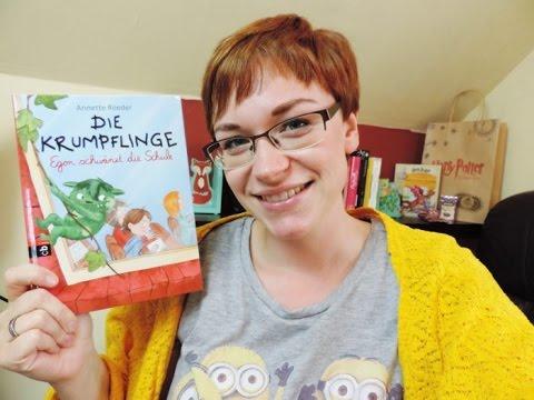 Die Krumpflinge | Egon schwänzt die Schule | Kinderbuch | OurBookPassion