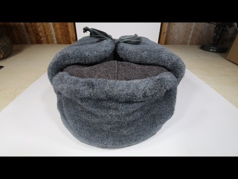 Russian Military Surplus Ushanka Review