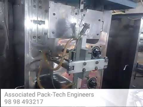 Pack Tech Pepsi Cola Pouch Packing Machine