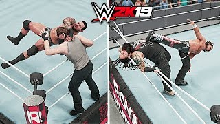 WWE 2K19 Hacked Moves Pack | New Finishers, Signatures