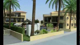 preview picture of video 'Residence Oasis Resort Tersefanou Larnaca Cyprus'