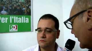 preview picture of video 'Salvatore Mafrici Inaugurazione circolo PD Condofuri 23062012'