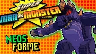 The Rampaging Kaijus are Back! Super Man or Monster