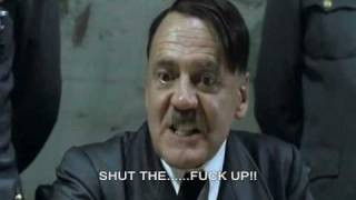 Hitler auditions for Quiet Riot