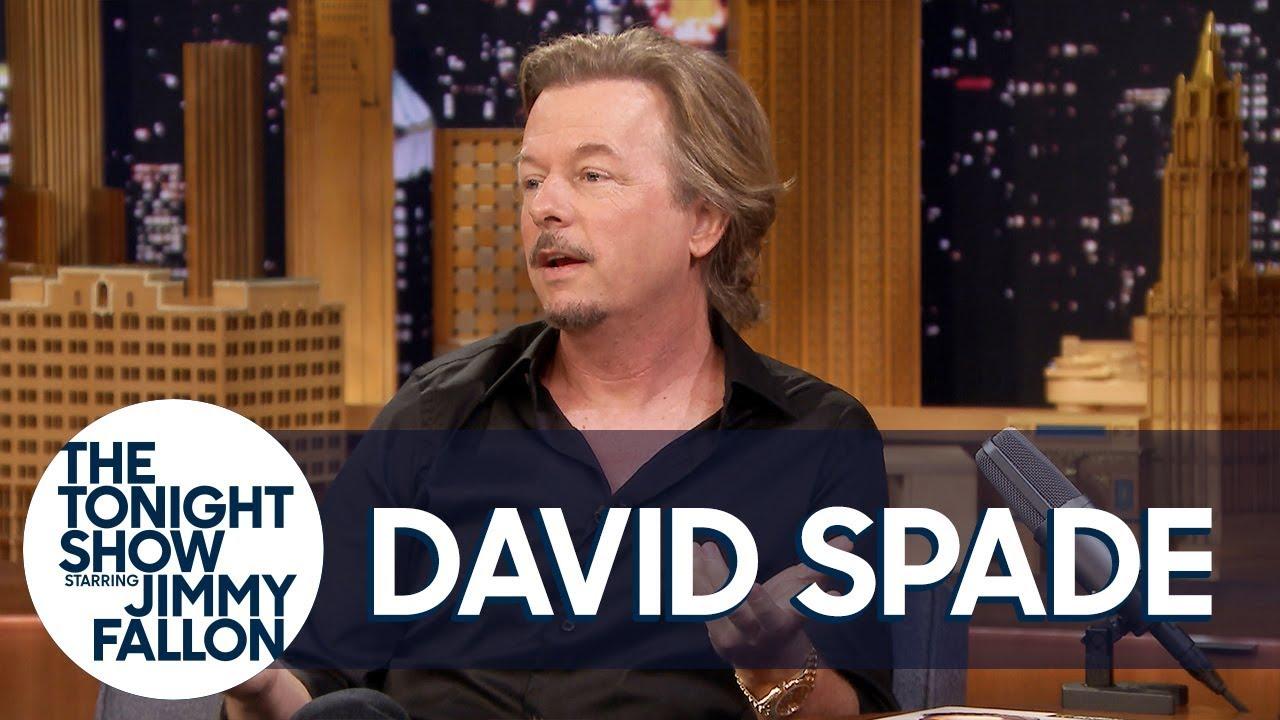 David Spade Talks About A Polaroid Guy in a Snapchat World thumbnail