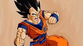 If Vegeta Trained Like Goku