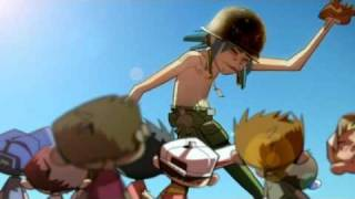Gorillaz - Dirty Harry (Official Video)