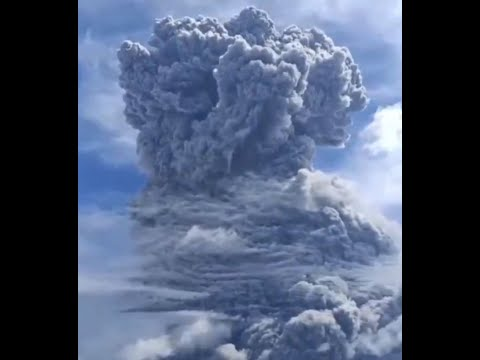 Mt. Sinabung Volcano Erupts! Baltimore Explosion! Chicago Riots! Alien Clouds! Lightbridge!