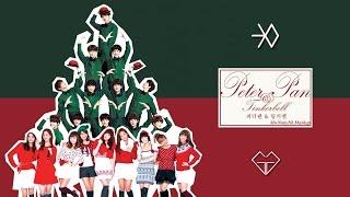 EXO x SNSD - Peter Pan/Tinkerbell 피터팬/팅커벨 (MashUp)