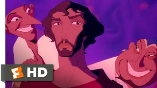 The Prince of Egypt (1998) - Playing with the Big Boys Scene (4/10) | Movieclips