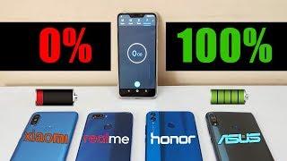 The Ultimate Charging Test 🔥🔥🔥🔥 Asus Zenfone Max Pro M2 5000mAh - Pass Ya Fail?