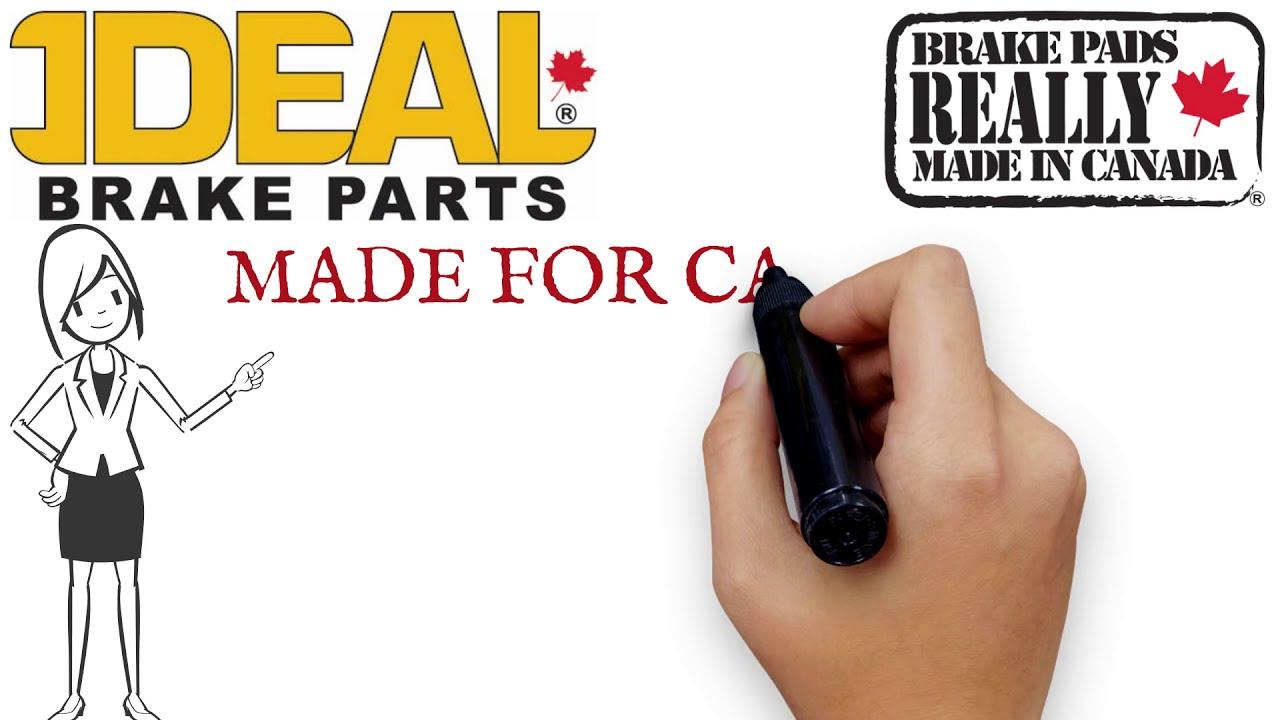 Ideal Brake Parts - We Know Brakes!