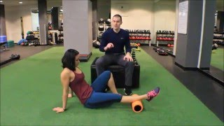 Gastrocnemius & Soleus (Calf) Dynamic Release a.k.a. Pin and Stretch (Self-Administered)
