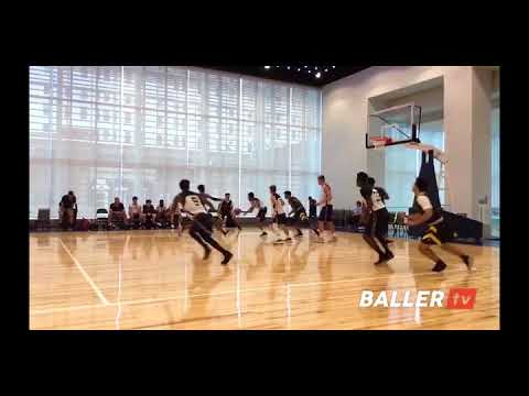 Richard Allen Manigault III #19 AAU Spring Highlight Video 2018 V3