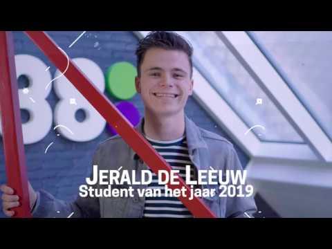 Bekendmaking Student van het Jaar 2019