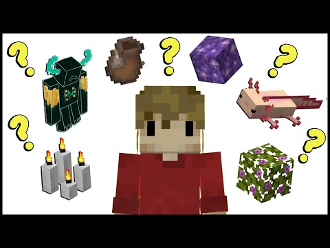 My thoughts on the 1.17 Minecraft Update