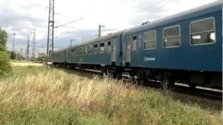 preview picture of video '480 006 (Traxx) indul Lepsényből'