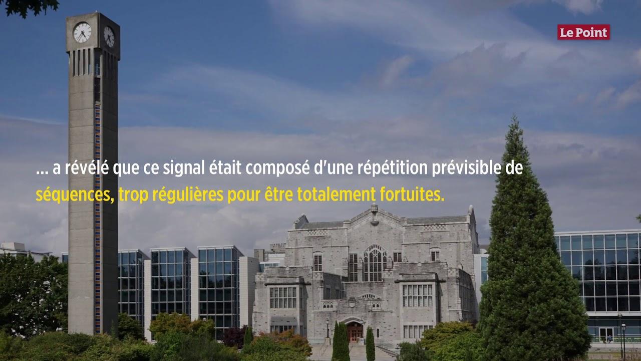 Un nouveau signal radio extraterrestre intrigue les scientifiques