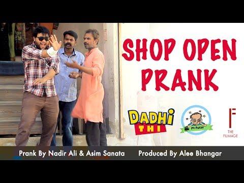 Shop Open Prank