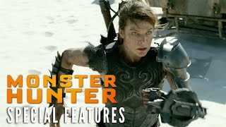 MONSTER HUNTER – Blu-ray Special Features Preview | On Digital 2/16