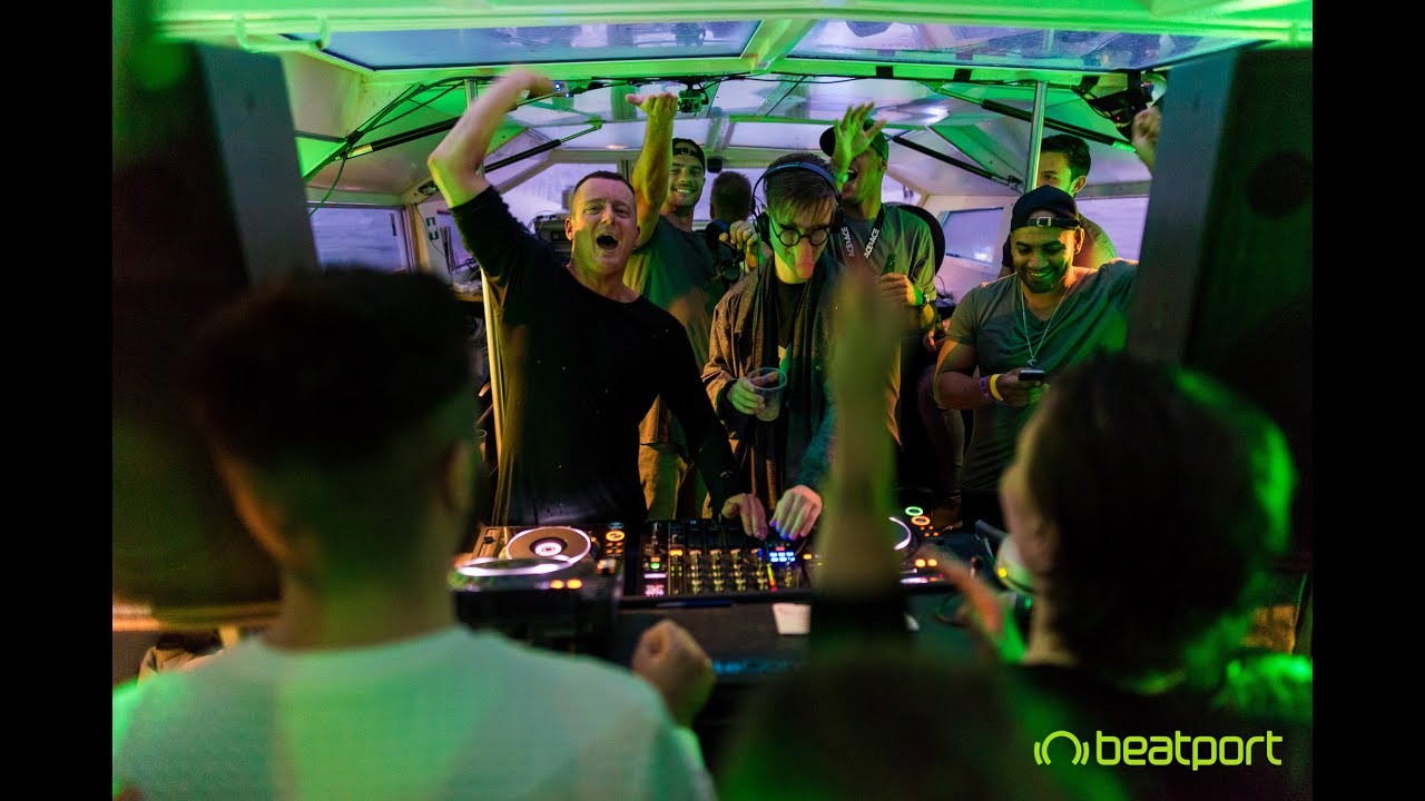 Kryder b2b Tom Staar - Live @ Axtone x Beatport ADE Boat Party 2015
