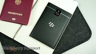 Test: BlackBerry Passport (deutsch)