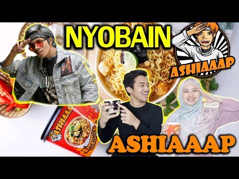 NYOBAIN ASHIAAAP by ATTA HALILINTAR   MAHAL? ENAK?