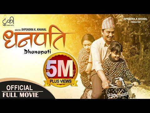Download DHANAPATI | New Nepali Full Movie 2018/2075 | Khagendra Lamichhane, Surakshya Panta HD Mp4 3GP Video and MP3