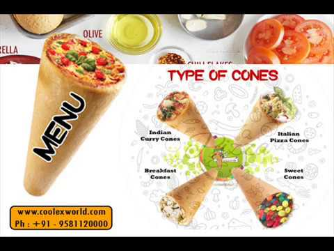 BEST ITALIAN CONE PIZZA IN INDIA