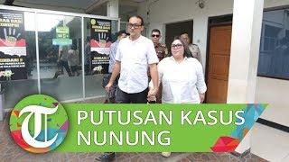 Putusan Final Kasus Narkoba Nunung, Divonis 1,5 Tahun Rehabilitasi