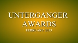 Unterganger awards: February