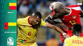HIGHLIGHTS: Benin vs. Guinea- Bissau