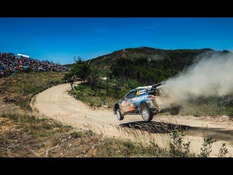 WRC - Rally de Portugal 2019 / M-Sport Ford WRT: FRIDAY Highlights