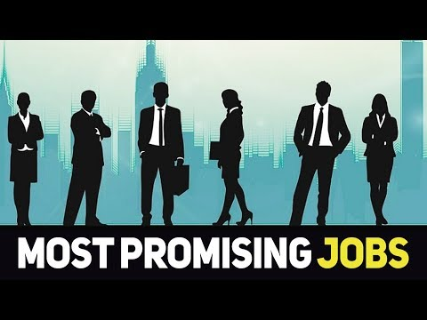 Most Promising Jobs According To Linkedin