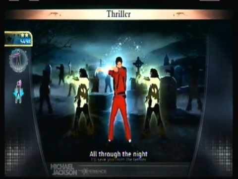 Michael Jackson The Experience- Thriller (PS3) FULL