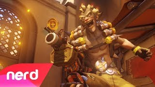 Overwatch Song   Blow It Up (Junkrat Song)   #NerdOut! ft PvPTwitch
