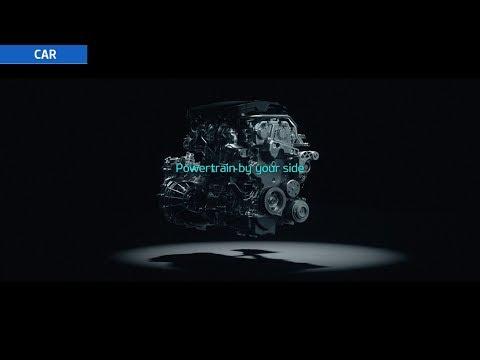 The Next-Generation Powertrain, Smartstream - KIA
