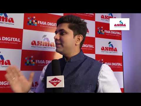 Mr. Akram Singh Lamba, Product Head - Digital Marketing, TOI at ASMA Annual Convention 2017