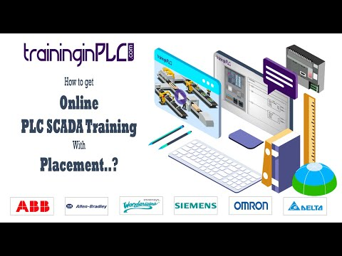 How to get Online PLC SCADA Training with Placement - YouTube