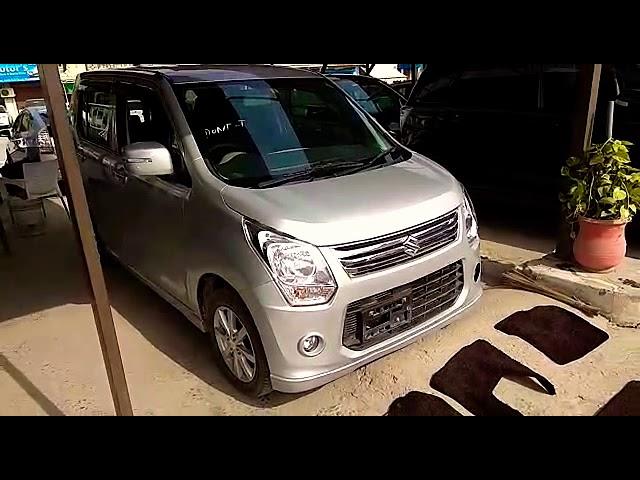 Suzuki Wagon R 2014 Cars for sale in Pakistan - Verified Car Ads