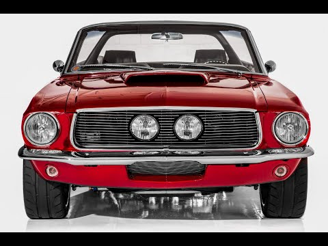 1968 Ford Mustang (CC-1340348) for sale in Des Moines, Iowa