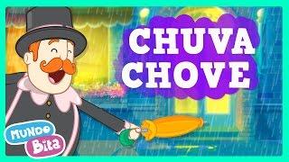 Mundo Bita - Chuva Chove [clipe Infantil]