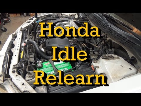 Download Idle Relearn Procedure After Battery Replacement Video 3GP