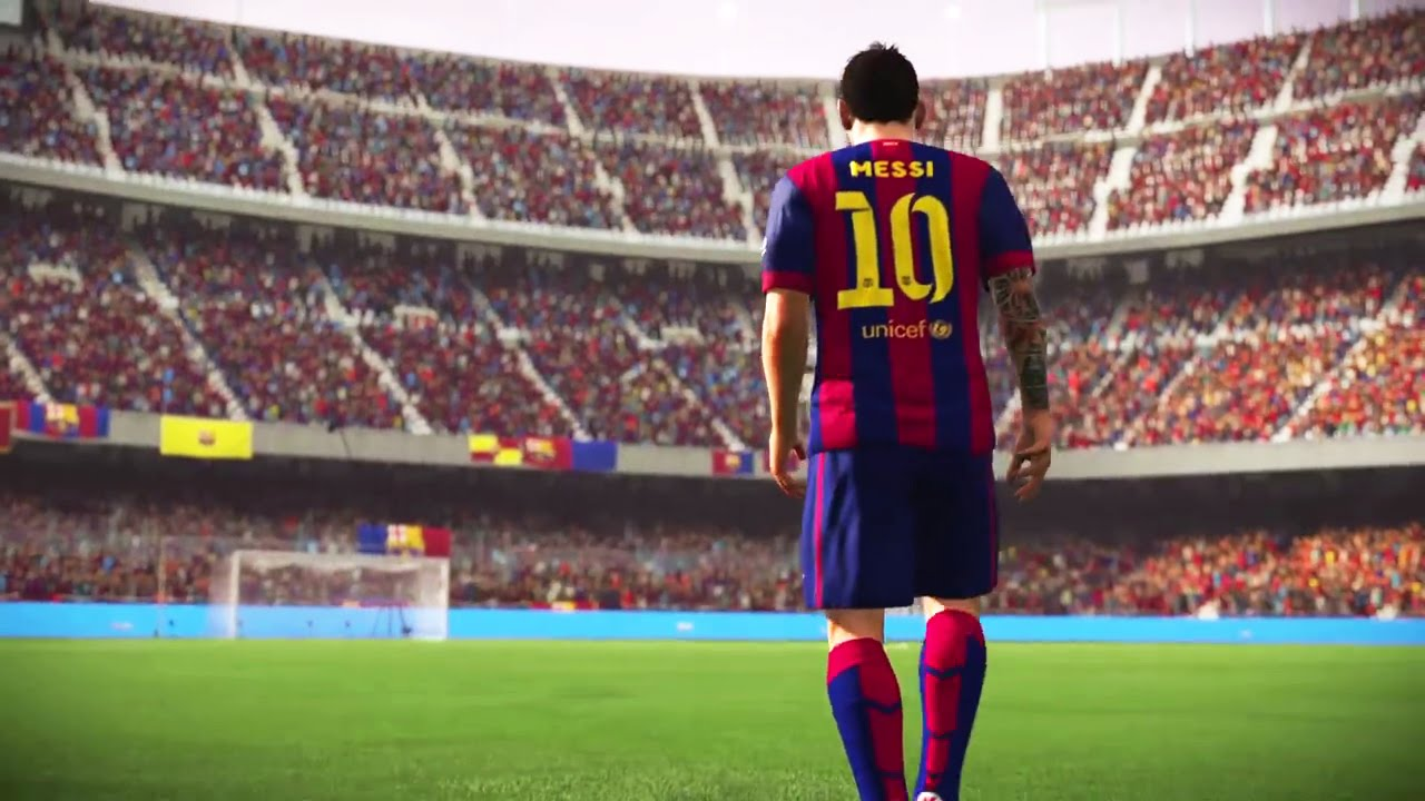 FIFA 16 Teaser Trailer [E3 2015] #VideoJuegos #Consolas