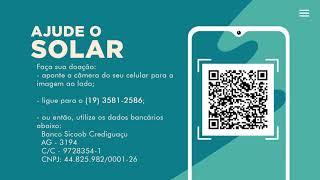 O SOLAR de Porto Ferreira precisa de você!
