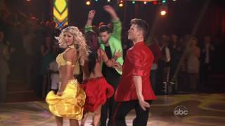 Santana - Evil Ways (4.16.2012)(Dancing With The Stars HD)