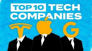 İlk 10 En Değerli Teknoloji Şirketi (2021)