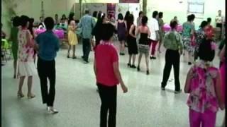 SNT - Laroso Line Dance (07-23-10)