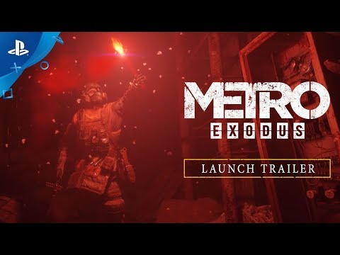 Metro Exodus, Dishonored 2, NASCAR 4 join PS Now in June