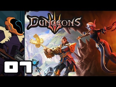 Let's Play Dungeons 3 - PC Gameplay Part 7 - Cue The Wilhelm! (видео)